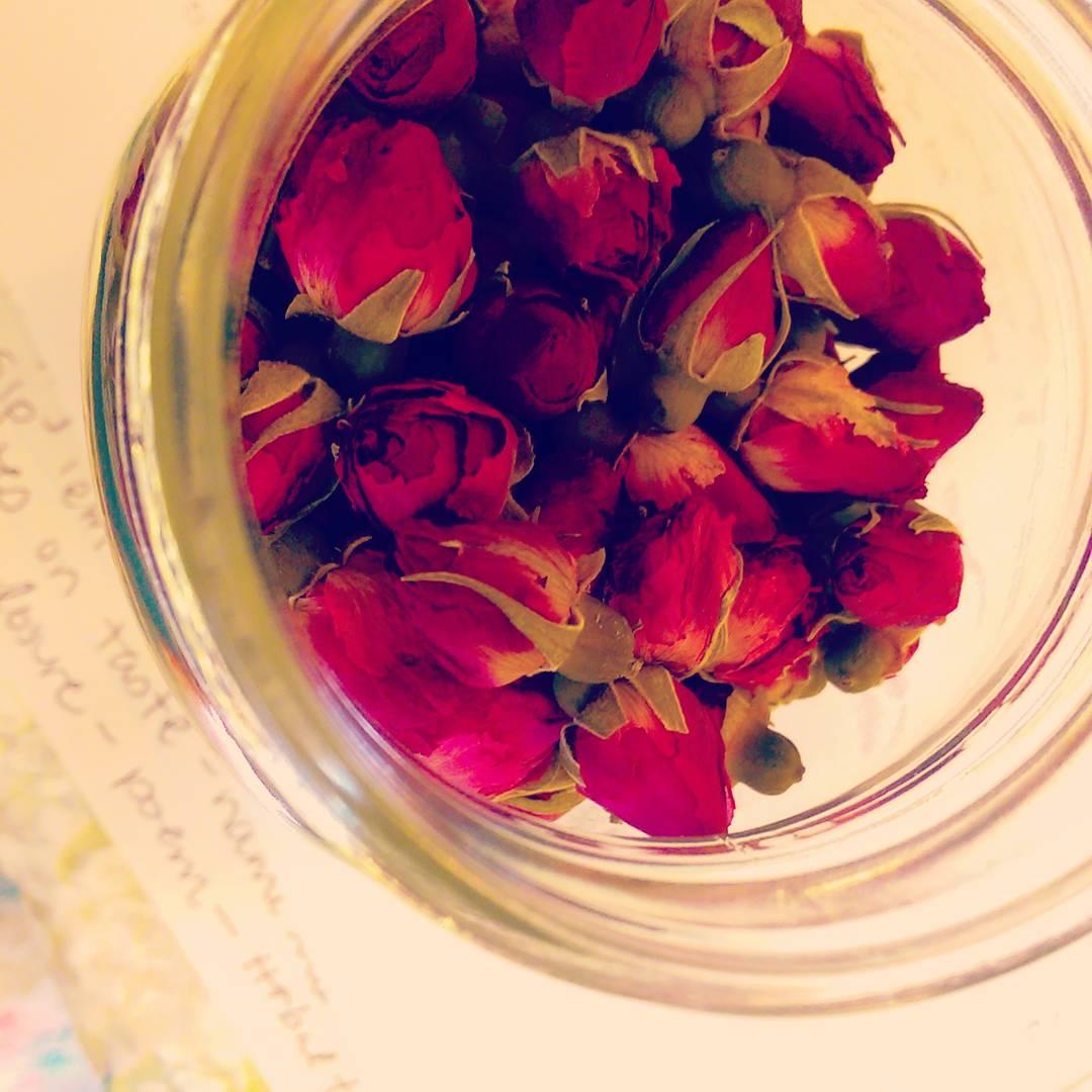 Rose Bud Tea Magic