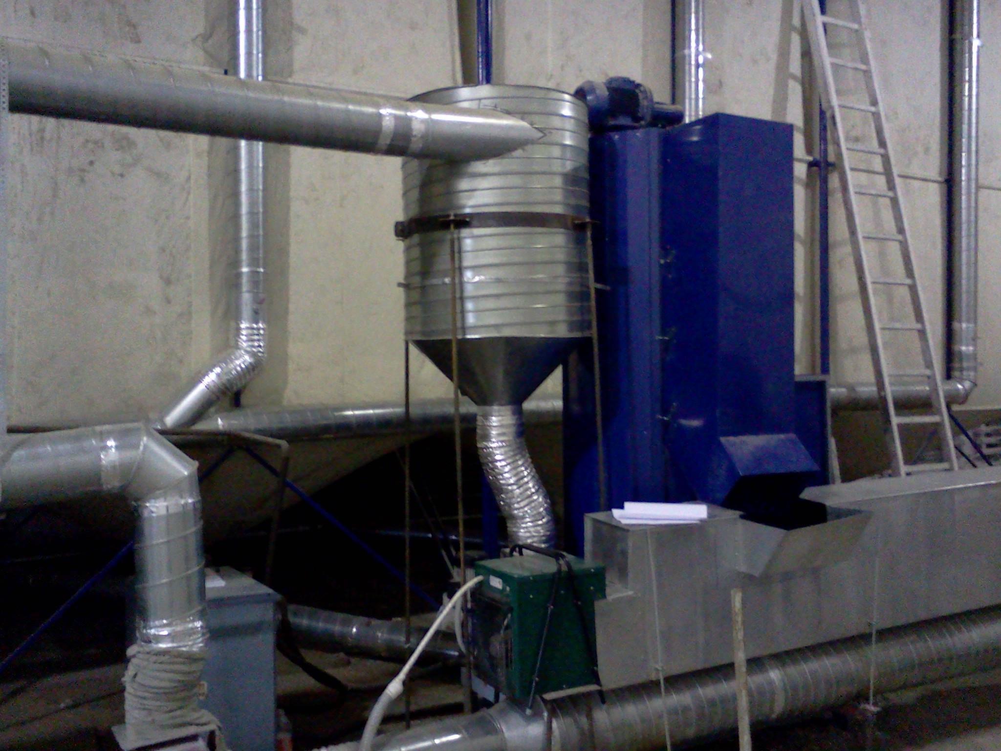 Проектирование вентиляция
