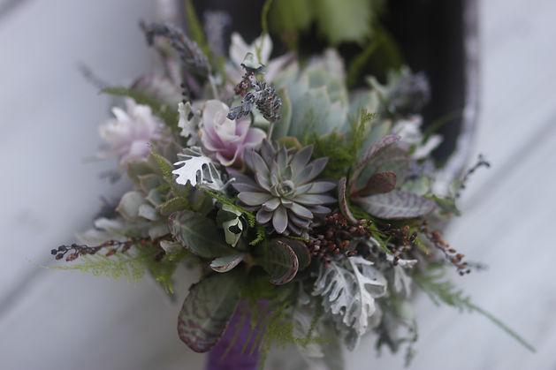 succulents, willow gardens, dee mullen, weddings, sola flower, gainesville, fl