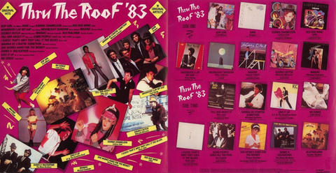 28. Thru The Roof '83