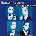 human nature - don't say goodbye.jpg