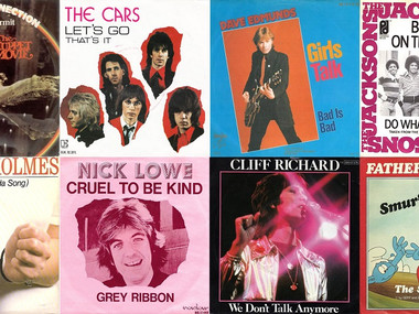 The first Australian singles chart of the 1980s