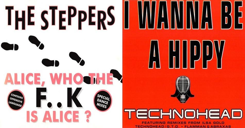 Steppers Technohead