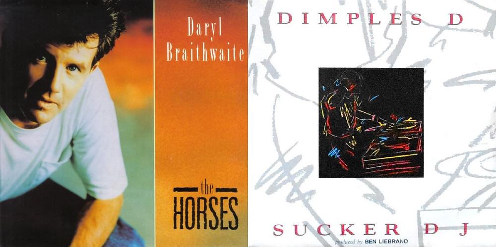 Daryl Braithwaite Dimples D