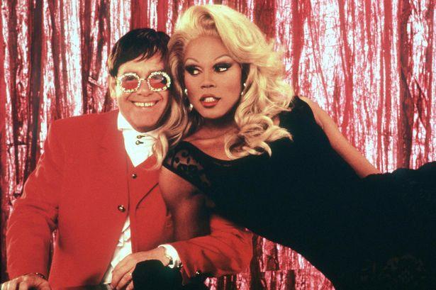 Elton John RuPaul