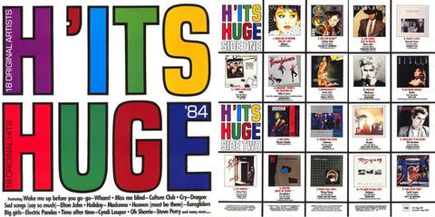 2. Hits Huge '84