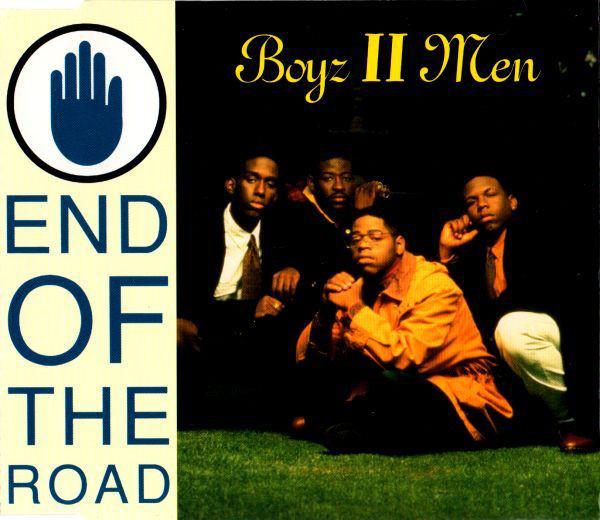 Boyz II Men End Of The Road