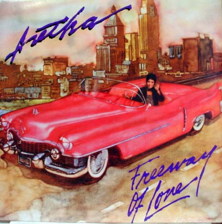 Aretha Franklin Freeway Of Love