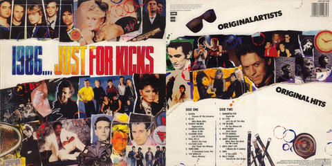 22. 1986... Just For Kicks
