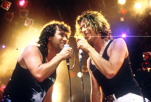 Jimmy Barnes Michael Hutchence