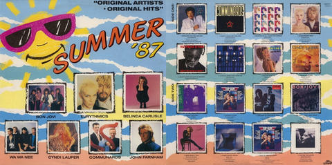 8. Summer '87