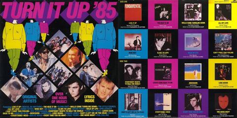 18. Turn It Up '85
