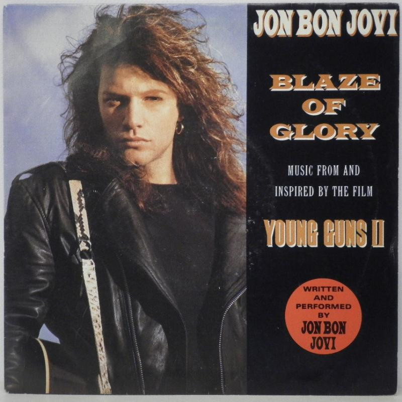 Jon Bon Jovi Blaze Of Glory