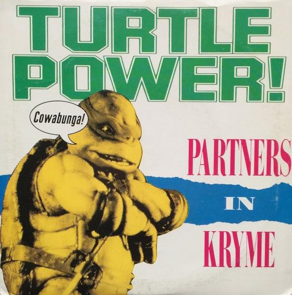 Partners In Kryme Turtle Power