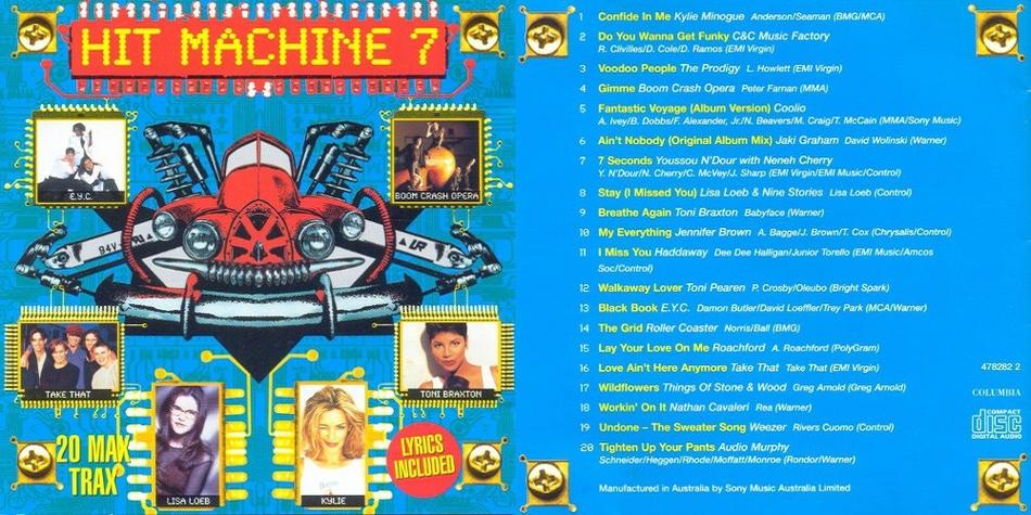 Hit Machine 7