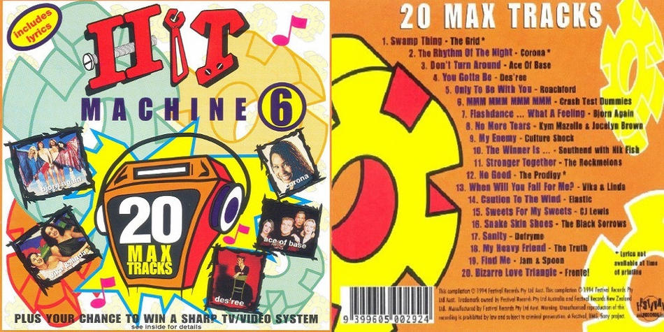 Hit Machine 6