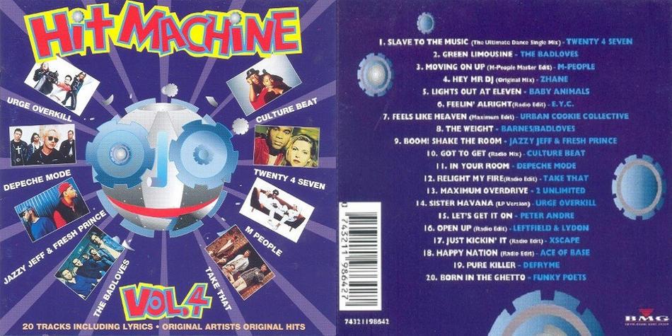 Hit Machine Vol. 4