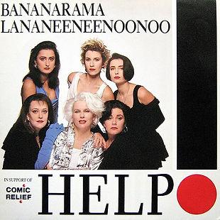 48. HELP! Bananarama.jpg