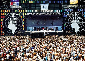 Today In 1985: The Best of Live Aid