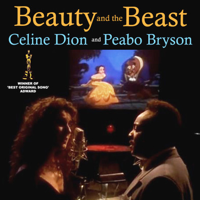 Celine Dion Peabo Bryson Beauty And The Beast