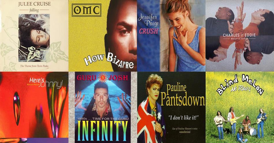 One-Hit Wonders: 1990s