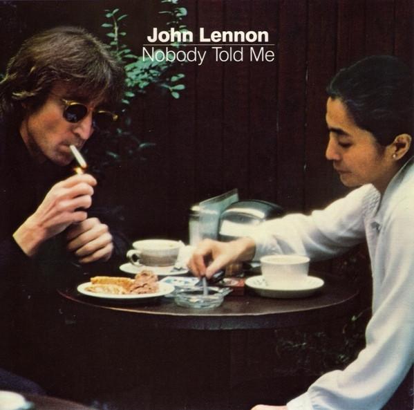 John Lennon Nobody Told Me