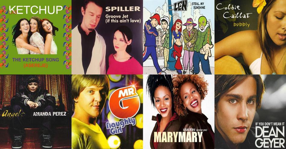 One-Hit Wonders: 2000s