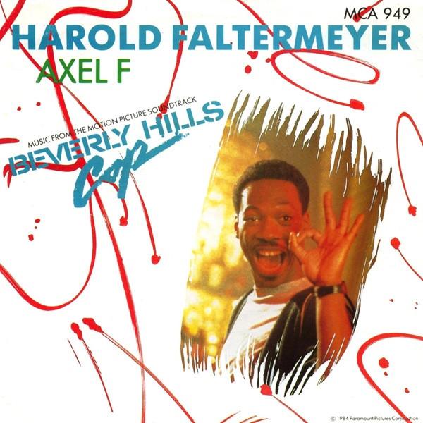 Harold Faltermeyer Axel F