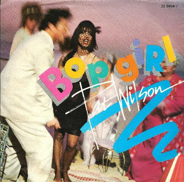 Pat Wilson Bop Girl