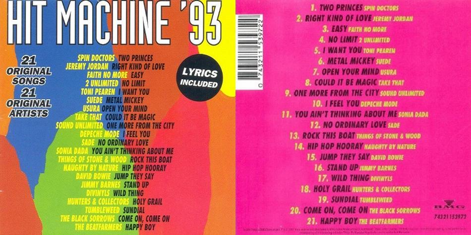 Hit Machine '93
