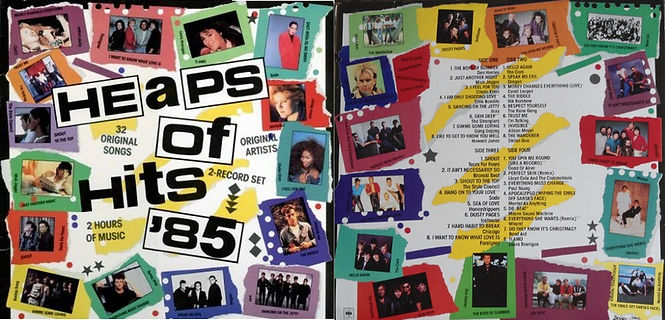 heaps of hits 85 front and back.jpg