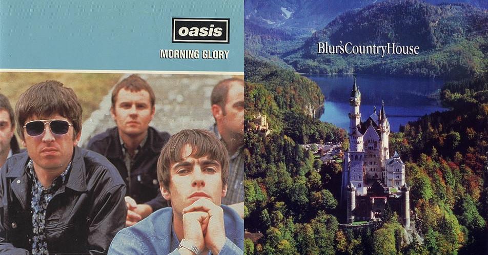 Oasis Blur