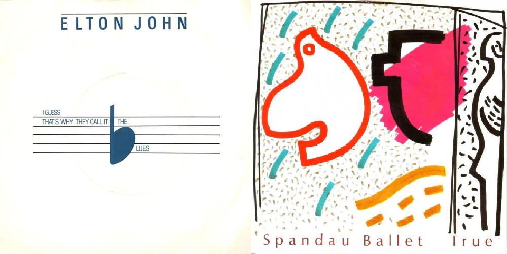 Elton John Spandau Ballet