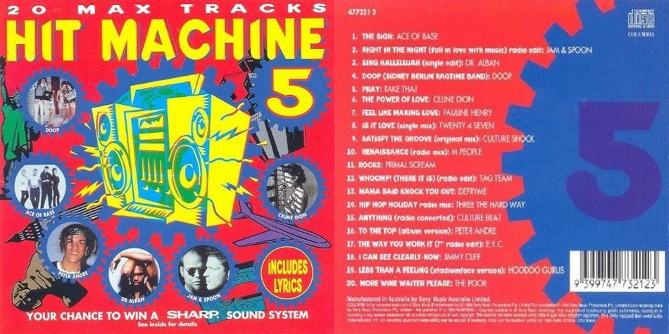 Hit Machine 5