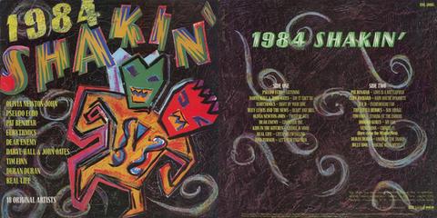 7. 1984 Shakin'