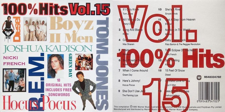 100% Hits Vol. 15