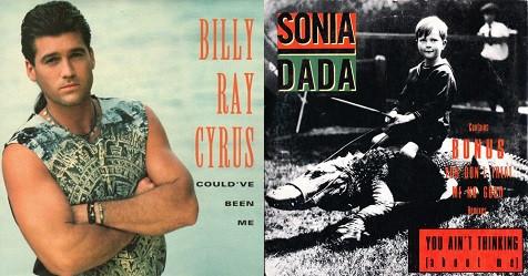 Billy Ray Cyrus Sonia Dada