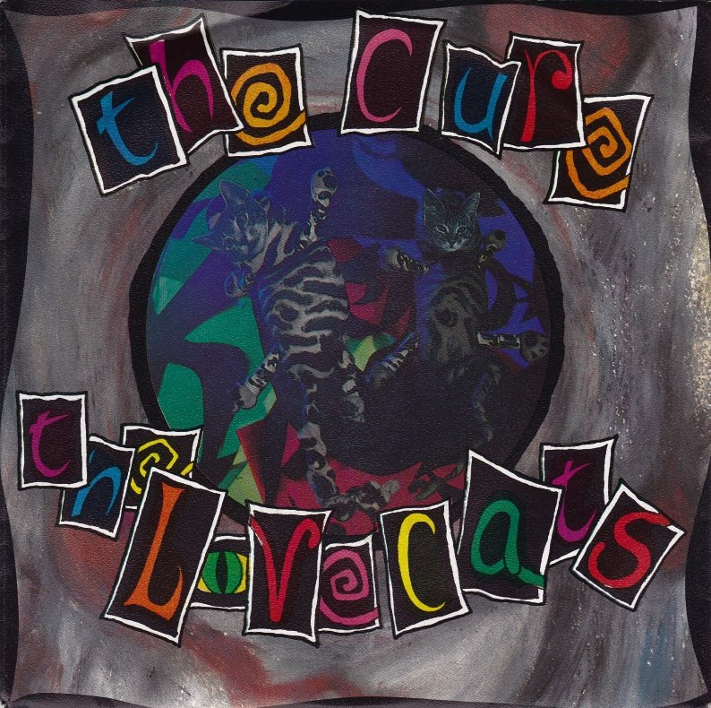 The Cure The Love Cats