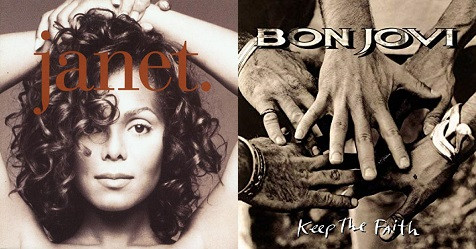 Janet Jackson Bon Jovi