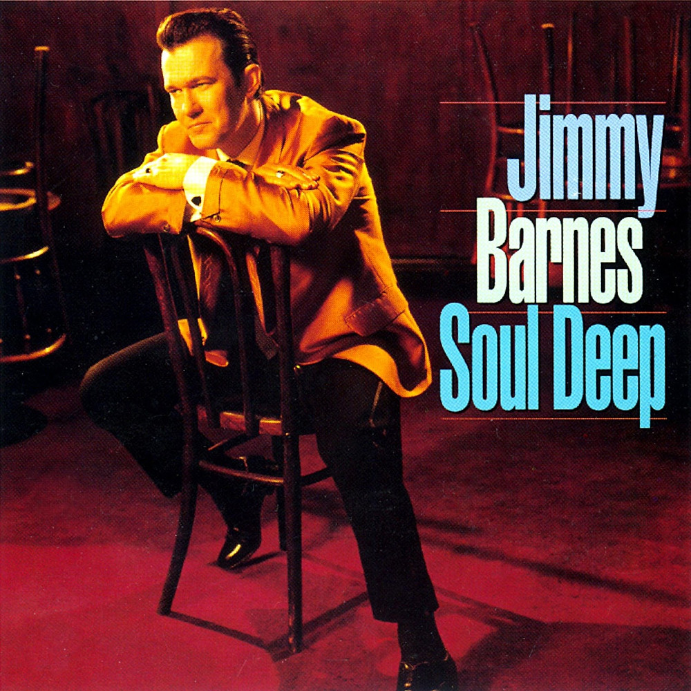Jimmy Barnes Soul Deep