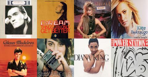 Two-Hit Wonders: 1980s, 1990s & 2000s