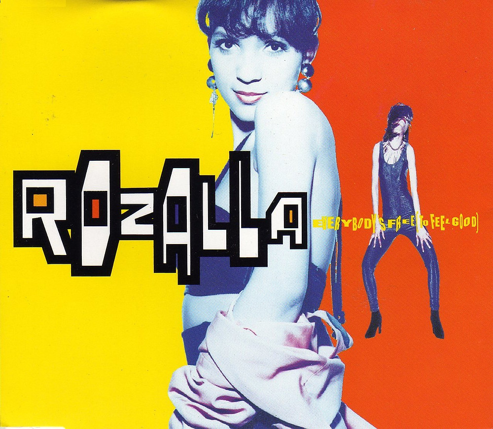 Rozalla Everybody's Free (To Feel Good)