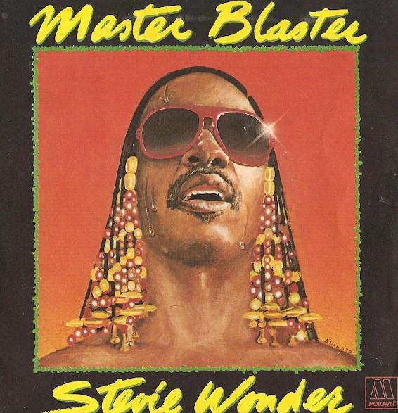 Stevie Wonder Master Blaster