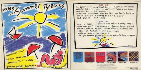 24. 1983... Summer Breaks