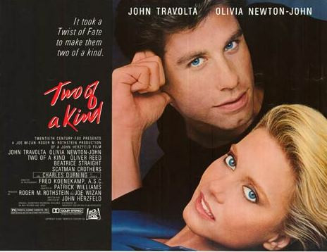 Two Of A Kind Olivia Newton-John John Travolta