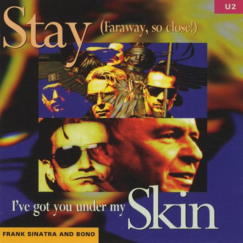 U2 Stay (Faraway, So Close)