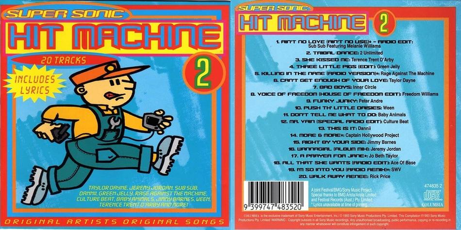 Hit Machine 2