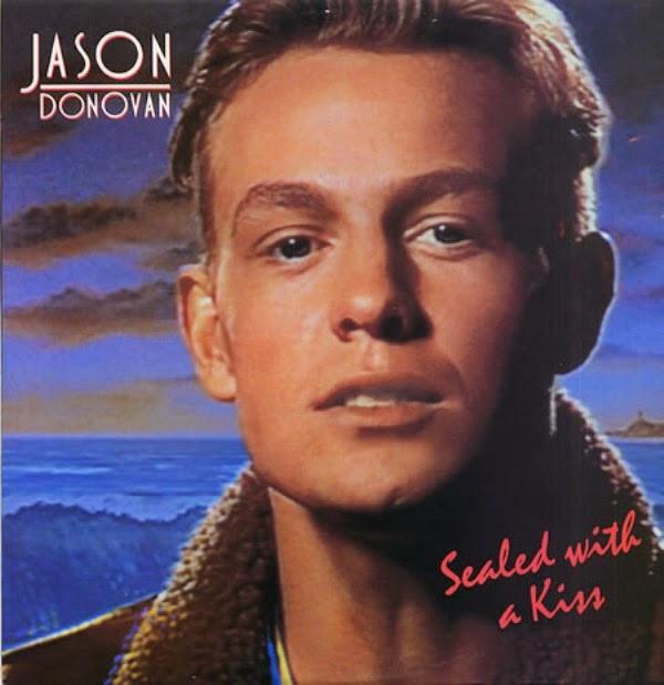 Jason Donovan Sealed With A Kiss
