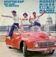Morris Minor And The Majors Stutter Rap