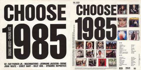 9. Choose 1985